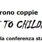 """CRONO COPPIE """"CURE TO CHILDREN"""", MARTEDÌ LA CONFERENZA STAMPA"""