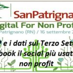 D4NP E I DATI SUL TERZO SETTORE: FACEBOOK IL SOCIAL PIÙ USATO DAL NON PROFIT