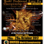 """WORLD TRADITIONAL KUNG FU CHAMPIONSHIP"""