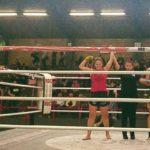 LA MONTEMURLESE EMILY WAHBY È CAMPIONESSA EUROPEA DI MUAY THAI