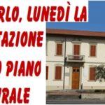 MONTEMURLO, LUNEDÌ LA PRESENTAZIONE DEL NUOVO PIANO STRUTTURALE
