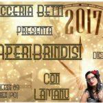 30/12/2017 UN BRINDISI A SUON DI MUSICA ALLA PASTICCERIA BETTI