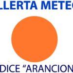 MONTEMURLO: ATTENZIONE, STATO D'ALLERTA METEO CITTADINO. RISCHIO GHIACCIO. COLORE ARANCIONE