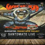 MUSICAINTOSCANA: STASERA I VANEXA AL SANTOMATO LIVE… SERVIZIO DI MARCO BARTOLOMEI