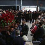 GRANDE COMMOZIONE PER L'ULTIMO ABBRACCIO A GIAN MARCO MORATTI