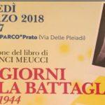 LIBRI: IL DIARIO 1944 DI ANNA NINCI MEUCCI E BIBLIOCOOP DI PRATO
