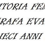 IMPRENDITORIA FEMMINILE, LA FOTOGRAFA EVA FANTINI FESTEGGIA DIECI ANNI DI ATTIVITÀ