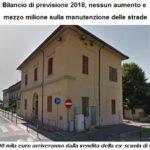 BILANCIO DI PREVISIONE 2018, NESSUN AUMENTO E MEZZO MILIONE SULLA MANUTENZIONE DELLE STRADE