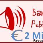 A MONTEMURLO IN DUE ANNI 2 MILIONI DI EURO DA BANDI PUBBLICI