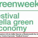 """IL PREMIO """"RADICAL GREEN"""" DELLA GREEN WEEK DI TRENTO ALLA MANTECO"""