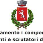 IN PAGAMENTO I COMPENSI PER PRESIDENTI E SCRUTATORI DI SEGGIO