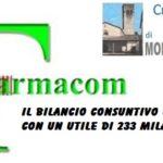 FARMACOM, IL BILANCIO CONSUNTIVO CHIUDE CON UN UTILE DI 233 MILA EURO