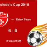 Partita CISOM C5 – Drink Team