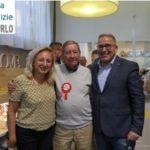 Festa a sorpresa per i 90 anni dell'ex partigiano Fiorello Fabbri