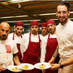 CS-cena Cracco a San Patrignano. Quasi 500 prenotazioni. Il sous chef ha testato la cucina