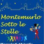 """Ritorna """"Montemurlo sotto le stelle"""", negozi aperti fino a mezzanotte e street food"""