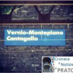 """Mettiamo """"Vernio-Montepiano-Cantagallo"""" in ogni cartello della Stazione di Vernio"""