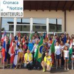 """Ragazzi giunti dall'estero ospiti del """" campus di Montemurlo"""" Lions"""