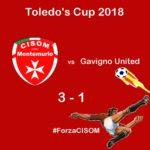 Partita CISOM C5 – Gavigno United 3-1