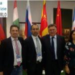 Si rinnova l'amicizia con il comune russo di Tver, una delegazione montemurlese in visita in occasione dei festeggiamenti della città