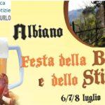 Ad Albiano ritorna la Festa della Birra e dello stinco