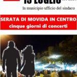 """""""Montemurlo sotto le stelle"""" e """"Montemurlo in music"""", venerdì 13 luglio la conferenza stampa di presentazione"""