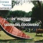 Oste nel fine settimana c'è la 26esima edizione della Sagra del Cocomero