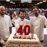 Sold out per chef Cracco a San Patrignano.  Una festa per i 600 ospiti e i 1300 ragazzi della comunità