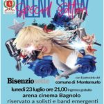 """Talent show special edition"", all'arena- cinema di Bagnolo largo ai solisti e alle band emergenti"