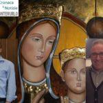 Una delegazione del Comune di Montemurloa Bovino per la festa della Madonna di Valleverde