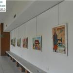 Alla galleria della Sala Banti arrivano gli artisti del collettivo Dynat