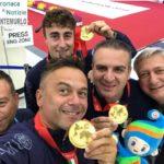 Marco Innocenti è oro ai Mondiali di Tiro a volo eDalla Porta trionfa a Misano