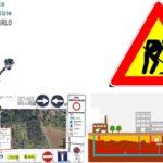 Domani attenzione a possibili limitazioni al traffico in via Parugiano di Sotto, via Freccioni e pista ciclo pedonale lungo il Meldancione