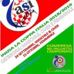 Asi Pistoia, Calcio a 5, inizio Coppa Italia