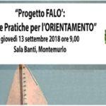 Progetto Falò, un convegno alla Sala Banti per conoscere le buone pratiche sull'orientamento scolastico
