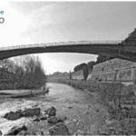 I lavori sulla passerella termineranno in primavera. Il ponte sarà illuminato.