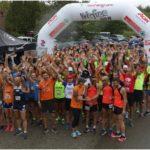 Grande successo per la WeFree Run a San Patrignano nonostante la pioggia