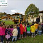 Festa dell'albero, alla scuola dell'infanzia Tintori di Bagnolo sono stati piantati tre aceri