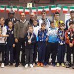 """Alla bocciofila """"Nuova Europa"""" di Oste la seconda tappa della Coppa Toscana Juniores"""