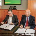 Firmato in Fiera il protocollo tra IEG e San Patrignano