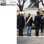 Montemurlo ha celebrato il 4 novembre. Lorenzini «La nostra pace merito di un'Europa unita e coesa»