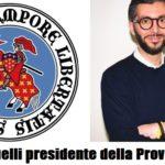 Puggelli presidente della Provincia