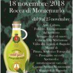 Festa dell'olio di Montemurlo, tutto pronto per l'apertura della 24esima edizione