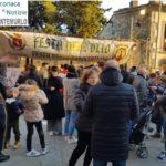 Il vento gelido non ferma l'edizione 2018 della Festa dell'olio