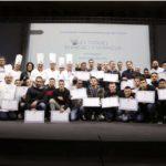 """200 cuochi italiani dell'APCI a San Patrignano per conferire """"Les Toques Blanches d'Honneur"""""""