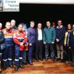 Una delegazione della città di Tver ospite del Comune e della Festa dell'olio