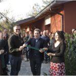 """San Patrignano, con Jaguar Land Rover Italia, inaugura  """"Una Casa per Crescere"""""""