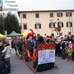 """Il mercatino natalizio fa il tutto esaurito e il 7 dicembre c'è il concerto """"Accendi il Natale a Montemurlo"""""""