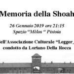 Legger_Mente: in memoria della Shoah