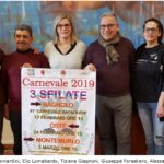 Tutto pronto per l'avvio della 41esima edizione del Carnevale montemurlese